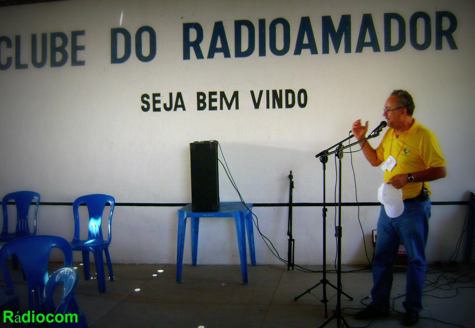 RADIOCOM na 8º EIRE - Encontro Internacional de Rodada Interbrasileira