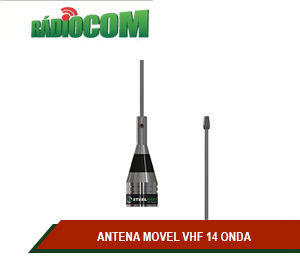 ANTENA MOVEL VHF 14 ONDA