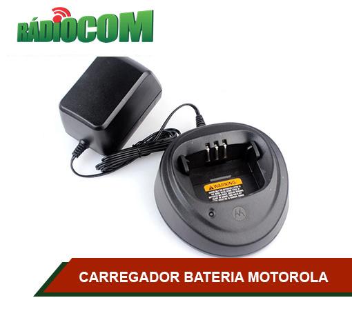CARREGADOR DE BATERIA MOTOROLA