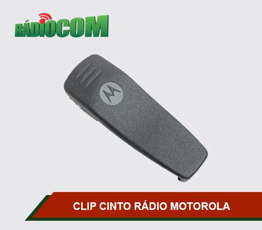 CLIP DE CINTO RÁDIO MOTOROLA