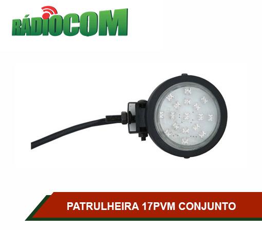 PATRULHEIRA REDONDA 17 PVM CONJUNTO