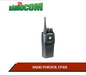 RADIO PORTATIL EP450